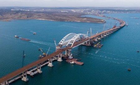 Когда Крымский мост откроется для легковушек