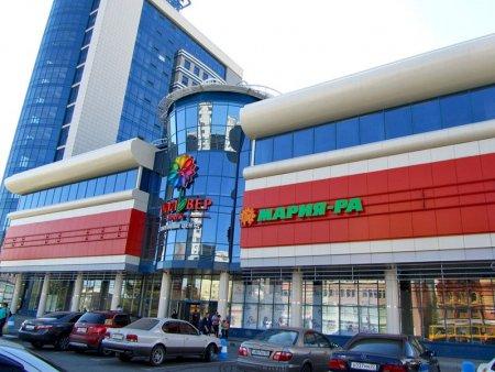Крупнейший ТЦ Барнаула закрыли из-за нарушений