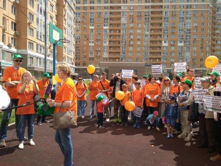 Власти Москвы помогут дольщикам ЖК «Царицыно» получить страховые выплаты