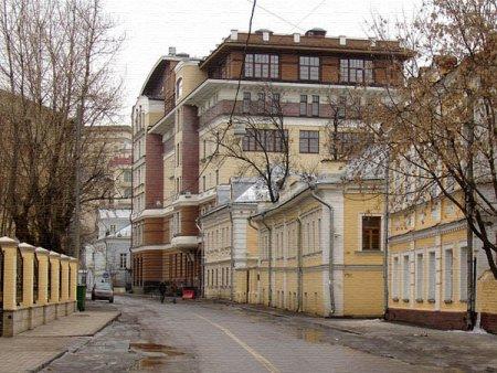 Мэрия Москвы сообщила о благоустройстве Кадашёвских переулков