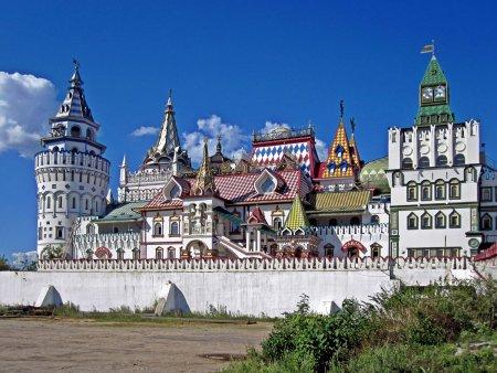 Для оформления Измайловского Кремля запустят собственное производство