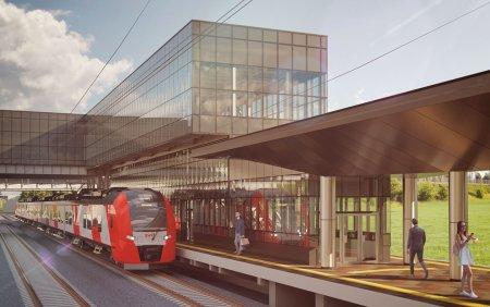 В каком стиле оформят в столице железнодорожную станцию Карачарово