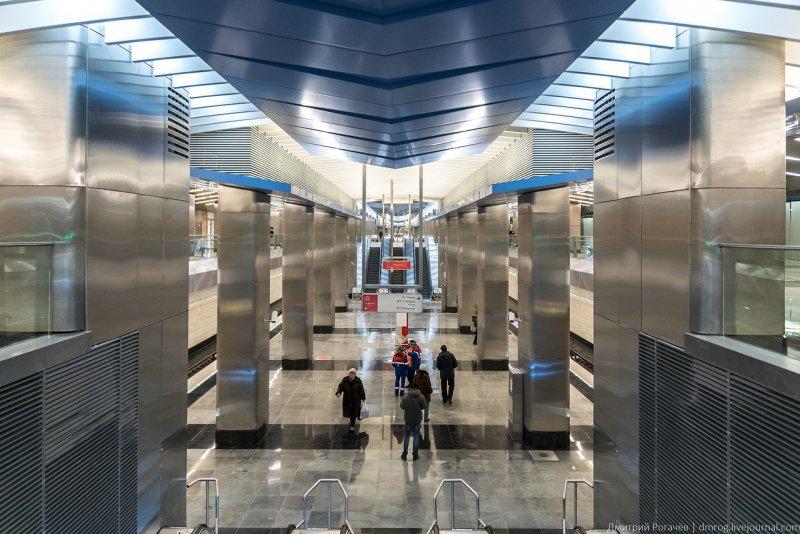 Метро столицы получит три участка Большой кольцевой линии в 2020
