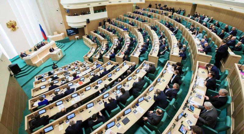 ВСовфеде посоветовали отложить поправки кзакону одолевому строительству