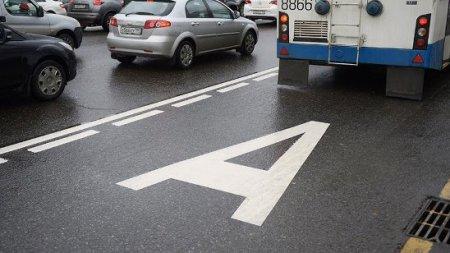 В Москве сегодня откроют новые полосы для общественного транспорта