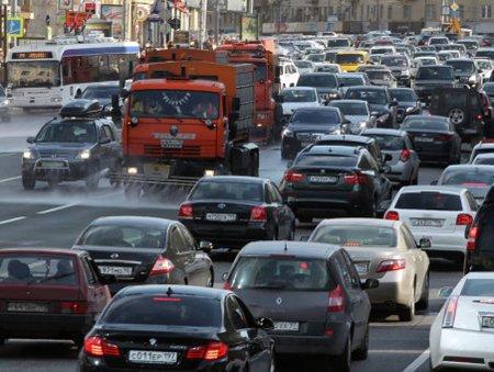 Где в Москве перекроют улицы и ограничат движение