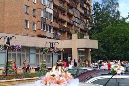 В Москве облагородят сквер возле Измайловского ЗАГСа