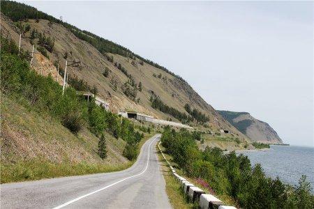 Власти Бурятии объявили цену на реконструкцию дороги вдоль Байкала