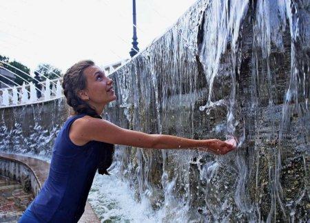 Где в Москве открылись новые фонтаны