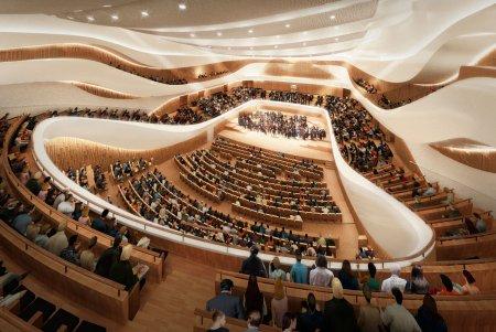 Что о работах в концертном зале «Зарядье» сказал известный дирижер Валерий Гергиев