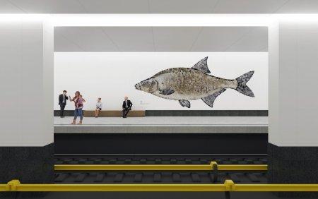 Метро «Нагатинский затон» превратят в музей