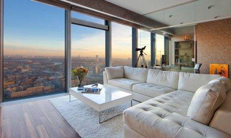 Около половины предложения апартаментов расположено в центре Москвы