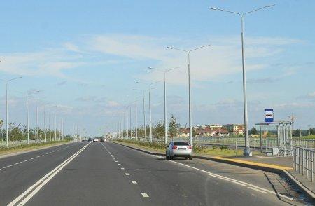 В Новой Москве сделают пятикилометровую дорогу