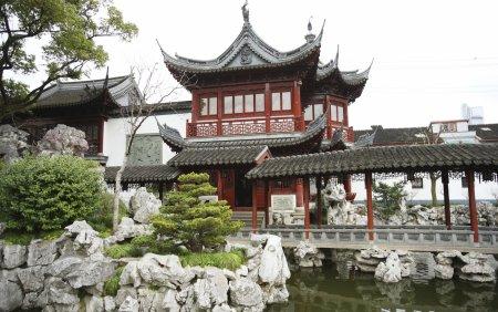 В китайском парке у центра «Парк Хуамин» посадят сотни деревьев