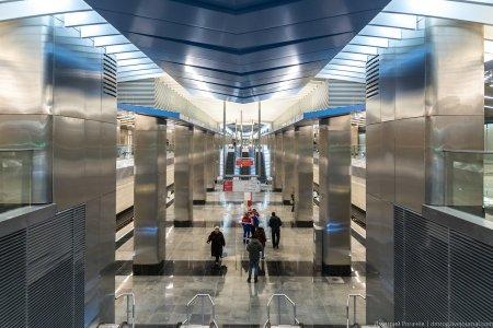 Власти Москвы назвали год запуска трех участков БКЛ метро