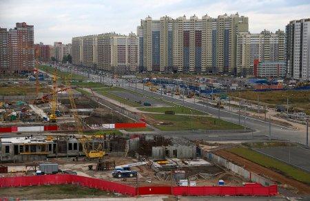 Петербург в разы опередил Москву по вводу жилья