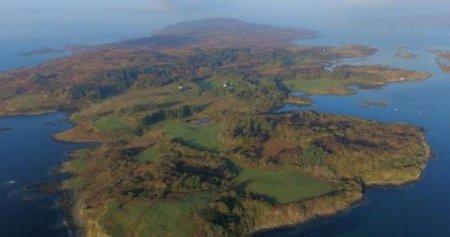 Пятеро человек купили остров в Шотландии