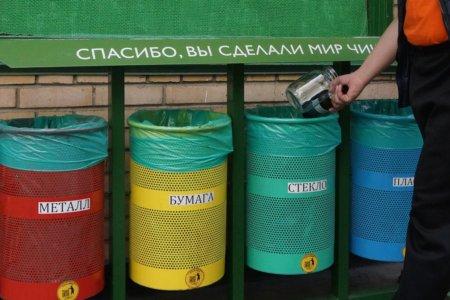 В реновационных новостройках будет ноу-хау по сбору мусора