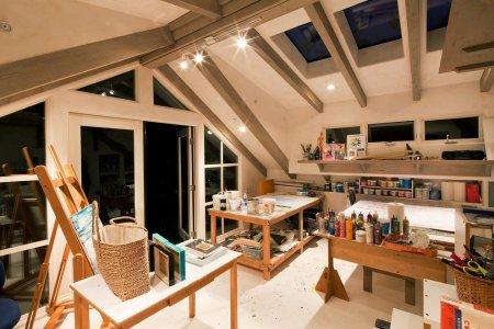 В Зеленограде появятся дома с мастерскими на крышах