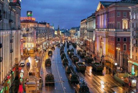На два дня Тверскую улицу в Москве сделают пешеходной