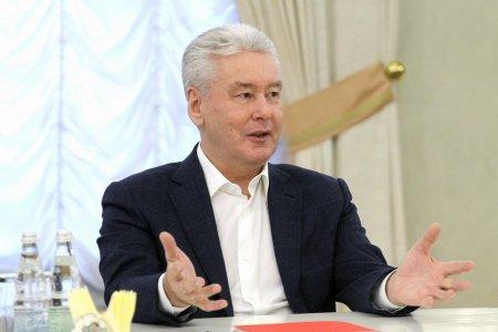 Собянин назвал сроки запуска двух первых МЦД