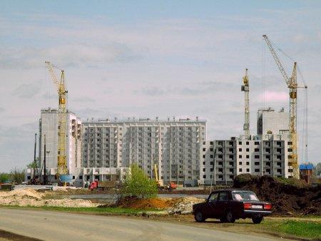 Цены на строящееся жилье в Челябинске вырвались вперед