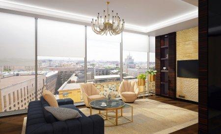 Сколько стоят самые дорогие апартаменты в московских новостройках