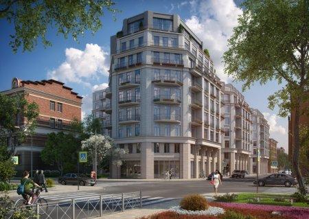 В Петербурге стремительно растет популярность жилья бизнес-класса