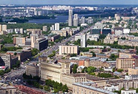 Предложение на вторичном рынке Москвы уменьшилось на четверть
