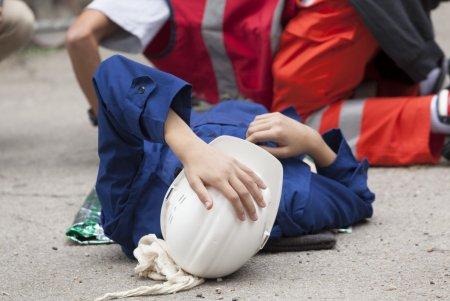 На стройке дома в Саратове произошла трагедия