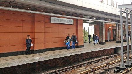 Часть «голубой» линии московской подземки закрывают на выходные