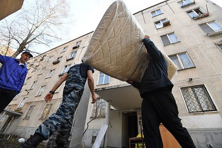 Десятая часть жителей первого реновационного дома желают увеличить метраж