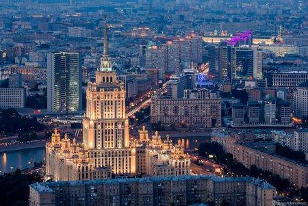 Один метр в самой дорогой квартире Москвы стоит как дешевая студия