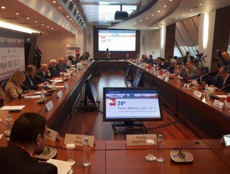 Мавлияров приветствовал первую в России сессию международной организации по стандартизации ИСО