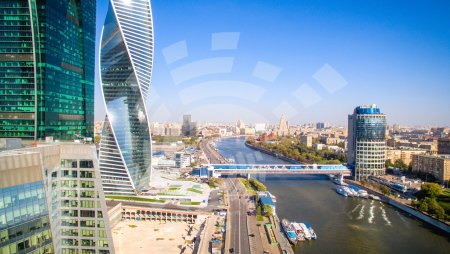 Москва стала десятой в мире по дороговизне офисов