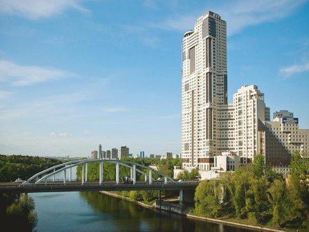 Эксперты подсчитали количество ЖК Москвы рядом с водой