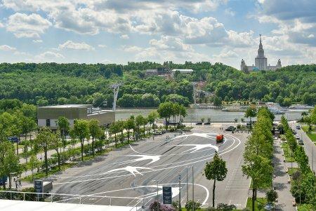 Как в Москве изменят схему автодвижения на период ЧМ-2018