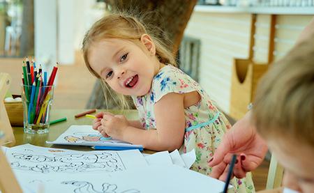 Детское = ... Три взгляда на оформление личной комнаты ребенка