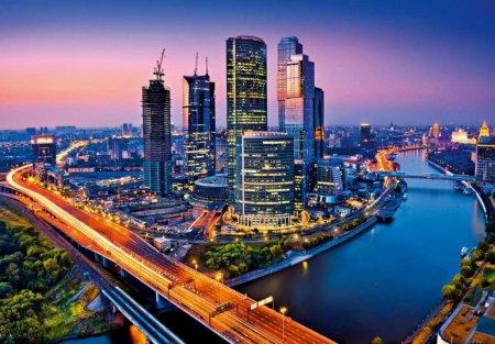 Москва вошла в пятерку самых привлекательных для бизнеса городов Европы