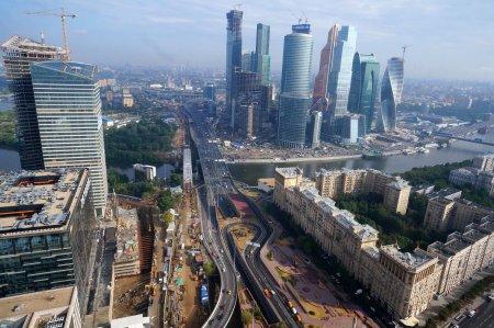 Сколько заплатит Москва за развязку у Северного дублера Кутузовского проспекта
