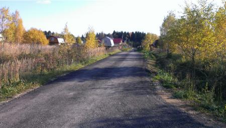 Названа сумма инвестиций Москвы в строительство дорог к СНТ