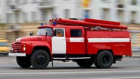 Из московского ТЦ «Капитолий» из-за задымления эвакуированы люди