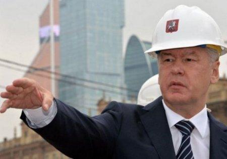 Собянин открыл участок Боровского шоссе рядом с метро «Новопеределкино»