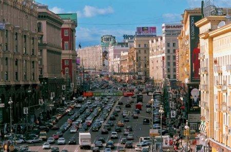Власти передумали перекрывать Тверскую в честь Дня России