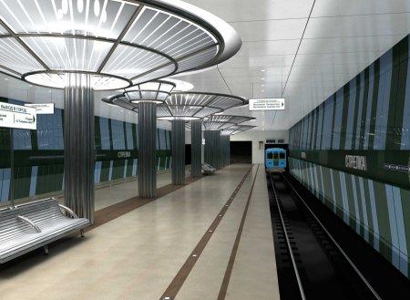 В Нижнем Новгороде в День России откроют новую станцию метро