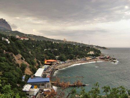 Сколько вложат в реконструкцию набережной крымского Симеиза