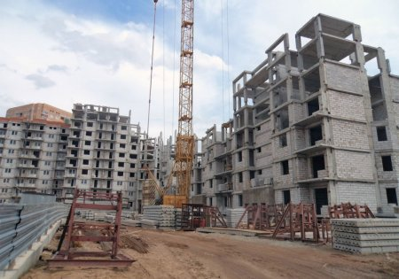 Власти Омска обещают дольщикам долгостроев их жилье