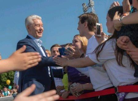 Собянин поздравил москвичей с открытием электродепо «Лихоборы»