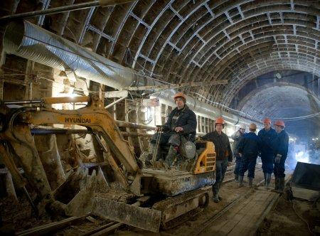 Объявлено число запланированных в Новой Москве станций метро