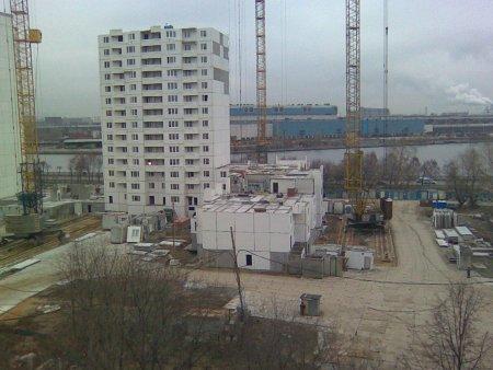 Дом «СУ-155» в Нагатино-Садовниках достроят к июлю